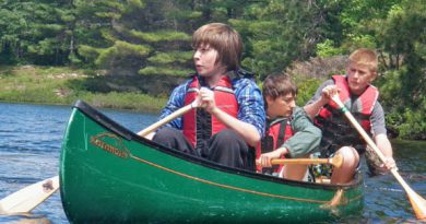 Chief John Ross Canoe Trek