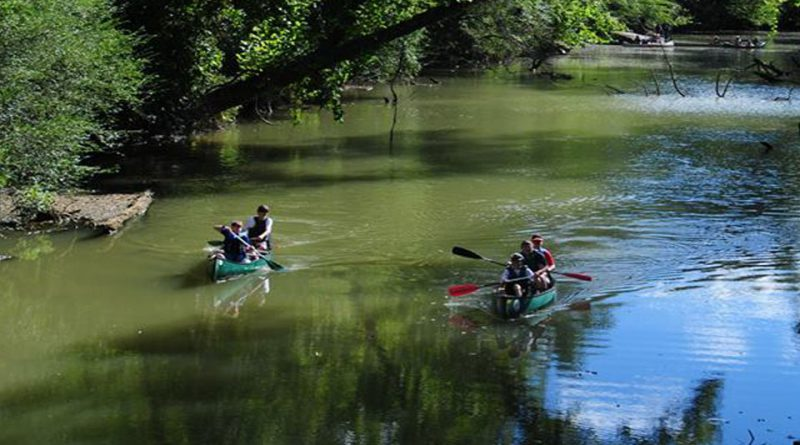 BSA John Ross District Canoe Trek
