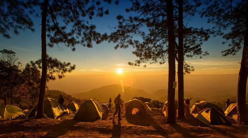 Camping Planning