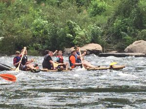 Hiwassee Raft Race @ Gee Creek Campground