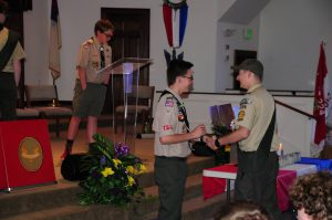 Troop 224 Court of Honor