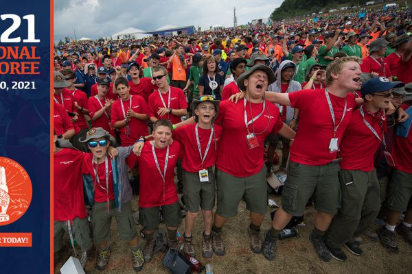 2021 National Jamboree